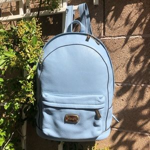 MICHAEL Micheal Kors Large Leather Backpack
